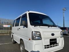 スバル サンバー の中古車 660 トランスポーター スーパーチャージャー 4WD 千葉県匝瑳市 55.0万円
