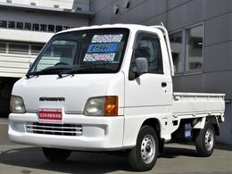 スバル サンバートラック 660 TB 三方開 4WD マニュアル車