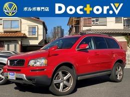ボルボ XC90 Rデザイン 4WD 特別限定 リアモニタ Bカメラ 保証付