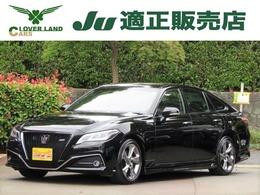 トヨタ クラウン 2.0 RS モデリスタエアロ・プリクラ・RCTA・1オナ