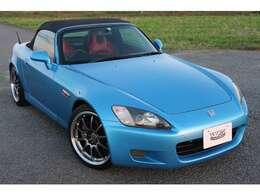 当車輌、一度全塗装されており、塗装の状態も良好でいい色です!