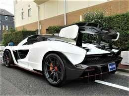 ワンオーナー ディーラー車 可動式スワンネック型リアウイング