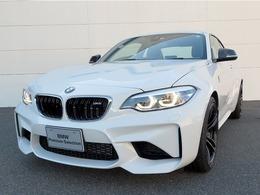 BMW M2クーペ M DCT ドライブロジック 19AW 黒革 リアスポーラー LEDライト