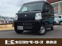 スズキ エブリイ 660 PC リミテッド ハイルーフ 軽自動車・キーレス・電動格納ミラー