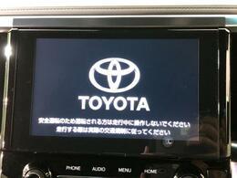 新型ディスプレイオーディオ!!9インチワイドディスプレイで快適ドライブをサポート!!