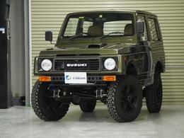 スズキ ジムニー 660 ワイルドウインド リミテッド 4WD 2インチリフトアップ・全塗装・マフラー