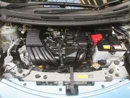 HR12-DE型 直列3気筒DOHC12バルブエンジン搭載です