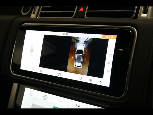 ヘッドアップディスプレイを搭載しておりますので視線移動せずに運転いただけます。