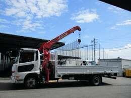 積載2.5トン 車両総重量7995kg