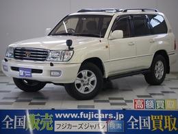 トヨタ ランドクルーザー100 4.2 VXリミテッド ディーゼルターボ 4WD OPサンルーフ OPカラー OP寒冷地仕様