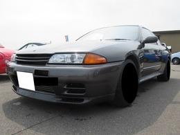 日産 スカイラインGT-R 2.6 4WD 元色全塗装 ガラスモール新品交換済み