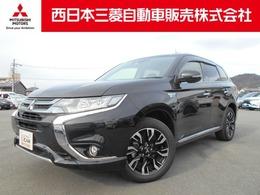 三菱 アウトランダーPHEV 2.0 G ナビパッケージ 4WD 全周囲カメラ・フルセグTV・DVD再生・ナビ.