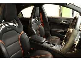 アドバンストパッケージであり、綺麗な状態を維持したブラックレザースポーツシートを設定!メモリー機能付きパワーシート、シートヒーター、ランバーサポートなど多機能設計で快適なドライブをサポートします!