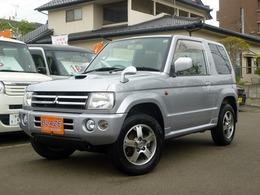 三菱 パジェロミニ 660 アクティブフィールド エディション 4WD 4WD タ-ボ HDDナビ EGスタ-タ- キ-レス