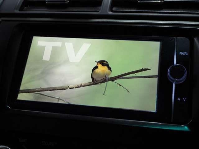 TVは地デジフルセグチューナーなります。