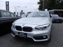 BMW 1シリーズ 118i スポーツ 後期モデル LEDヘッドライト 1年保証
