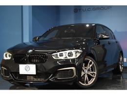 BMW 1シリーズ M140i LEDH&テ-ル 可変Mサス Dアシスト 2年保証