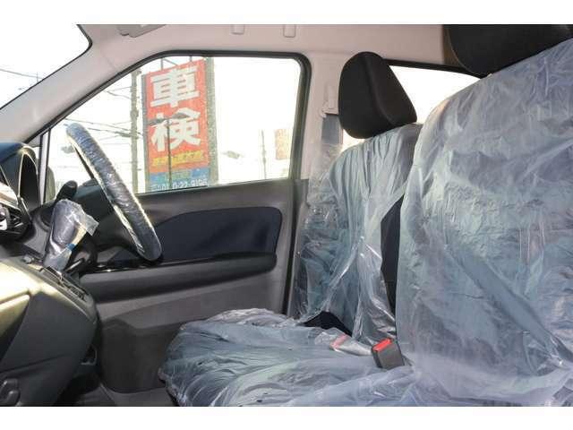 ☆座席スペース☆分割でシートが動きますので乗り降りが自由自在になります!