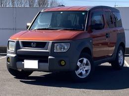 ホンダ エレメント 2.4 4WD キーレス ETC 整備記録簿&取扱説明書