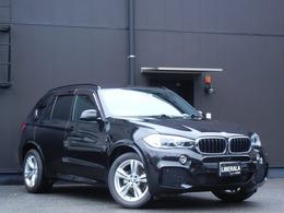 BMW X5 xドライブ 35d Mスポーツ 4WD インテリジェントS 本革 ナビ/TV 全方位