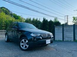 BMW X3 xDrive 25i 車検 2年付 レザーシート