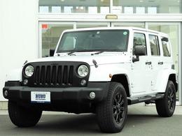 ジープ ラングラー アンリミテッド アルティチュード 4WD ナビ・地デジ AW