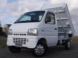 スズキ キャリイ T 4WD 金太郎軽ダンプ(5速・AC・PS付)
