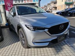 マツダ CX-5 2.0 20S シルク ベージュ セレクション デモアップ車/被害軽減ブレーキ360°モニタ