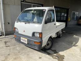 三菱 ミニキャブトラック 660 Vタイプ 三方開 4WD