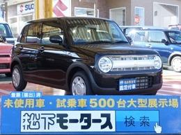スズキ アルトラパン 660 L オートエアコン 届出済未使用車