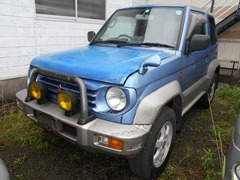 三菱 パジェロジュニア の中古車 1.1 ZR-I 4WD 長崎県諫早市 19.0万円