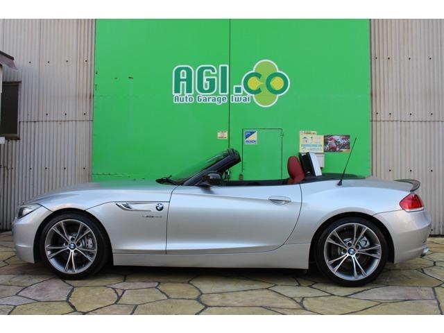 BMWのプレミアム・オープン・モデルBMW Z4・S-DRIVE・35i正規ディーラー車・入庫しました!