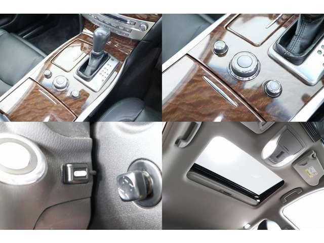 マニュアルシフトモード付AT エアコンディショニングシート(ベンチレーター&シートヒーター) TVキット サンルーフ