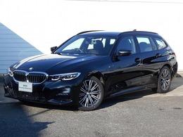 BMW 3シリーズツーリング 320d xドライブ Mスポーツ ディーゼルターボ 4WD 18AW地デジコンフォートETCデモ認定車