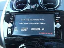 メモリーナビの優れているところは、何といっても振動に強く読み取り速度が早いのが魅力です。ナビがあれば、初めてのドライブ先でも安心です!