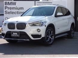 BMW X1 xドライブ 20i xライン 4WD ワンオーナー LED DVD再生