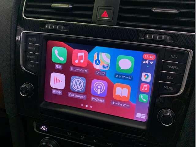 ■Apple CarPlay・Android Auto対応