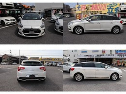 店舗にてお車を並べて展示しておりませんので、現車確認の際は、一度日程をご連絡頂いてからのご来店をお願い致します。