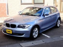 BMW 1シリーズ 120i ポータブルナビ・TV・ETC・電動シート