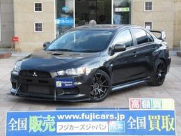三菱 ランサーエボリューション 2.0 GSR X 4WD 社外18インチ フロントリップ ダウンサス