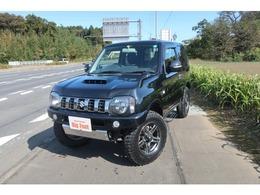 スズキ ジムニー 660 ランドベンチャー 4WD 10型 5速 リフトUP 黒合皮シート マフラー