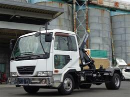 UDトラックス コンドル 新明和アームロール ツインホイスト CCA44-21モデル 上物同年 積載3900kg