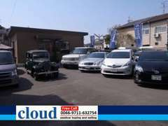常時、種類豊富なお車をご用意しみなさまのご来店をお待ちいたしております!当社HPもご覧ください♪【http://cloud-ltd.com/】