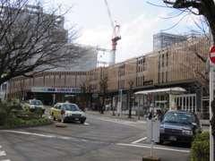 田園都市線宮崎台駅の写真です。駅からお電話を頂ければお迎えに上がります!お電話お待ちしております!!