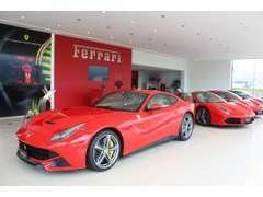 ショールームでゆっくりとお車を御覧下さいませ。  *Ferrari強化買取中です!