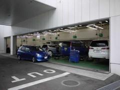 併設新車店舗に指定整備工場完備!アフターも安心です!お困りのことがございましたら当店までご相談下さい。