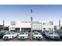 アウディジャパン販売グループ Audi Approved Automobile 調布 こちらのお車も当店にてご案内可能で御座います。