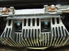 AMGは細部のパーツにも刻印されております。
