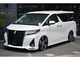 トヨタ アルファード 2.5 X ZEUS新車コンプリート 両側PSD