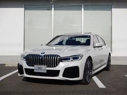 BMW 7シリーズ 740i Mスポーツ 弊社試乗車